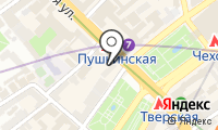 Abilet.ru на карте