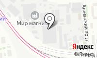 СОНЭКС на карте