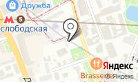 Шархан на карте