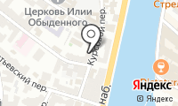 Дабл Д на карте