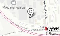 Турбос на карте