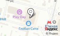 P. Cont на карте