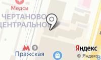 Каренфор на карте
