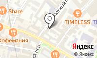 Центр юридических услуг на карте