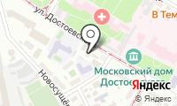 Джемко Интернэшнл на карте