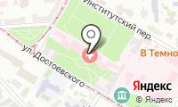 НИИ фтизиопульмонологии на карте