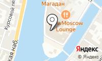 Река на карте