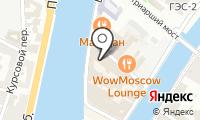 Русский пионер на карте