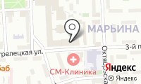 Маркетинговые коммуникации на карте