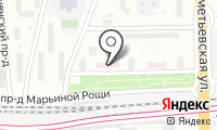 Городская поликлиника №183 на карте