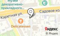 Stoptravel на карте
