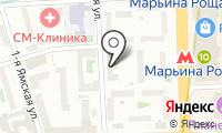 АЭРОФРАХТ на карте