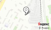 Гаражно-строительный кооператив №24 на карте