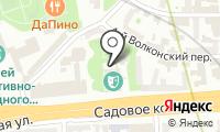 Музей театральных кукол им. С.В. Образцова на карте