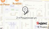 Эполет на карте