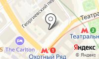 Почтовое отделение МОСКВА 265 на карте