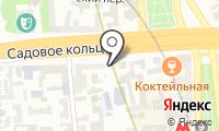 Посольство Ливана в г. Москве на карте