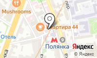 Инвестлеспром на карте