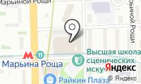 Сатирикон на карте