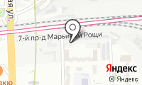 Спартак Авто на карте
