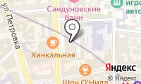 Почтовое отделение МОСКВА 16 на карте
