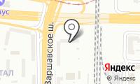Головинская на карте