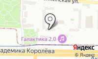 Нотариус Милицина Т.С. на карте