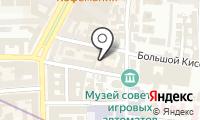 ОЛС-комплект на карте