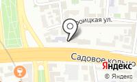 КСГ на карте