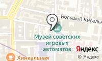 Храм Святителя Николая в Звонарях на карте