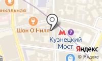Территориальное Управление Федеральной службы финансово-бюджетного надзора в г. Москве на карте