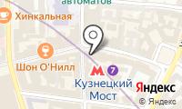 Спутниковые системы связи и вещания на карте