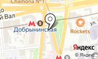 Мегабаза на карте