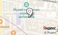 Полиграф сервис на карте