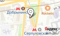 Книжный магазин на карте