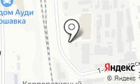 Сайберган Рус на карте