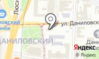 Архитектурно-художественные мастерские Данилова монастыря на карте