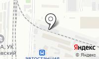 Логопласт на карте