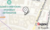 Ланри Клиник на карте