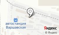 Картэ на карте