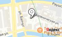Храм Великомученика Георгия Победоносца в Ендове на карте