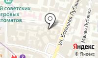 Саргон на карте