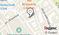 Государственно-правовое Управление Президента РФ на карте