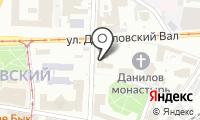 Данилов ставропигиальный мужской монастырь на карте