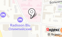 Московский областной медицинский колледж №1 на карте
