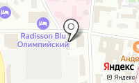 Всемирные Русские Студии на карте