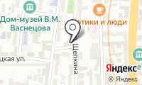 Нирвана СПА на карте
