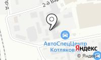 Ганхор на карте