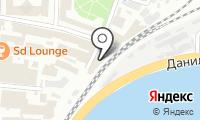 Политейп на карте