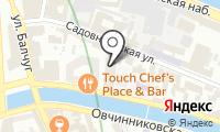 БЮРОМЕБЕЛЬ РУС на карте